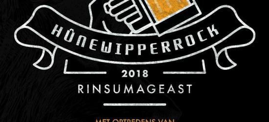 En de liefhebbers van stevige muziek kunnen in Rinsumageast jaarlijks uit hun dak op het popfestival Hûnewipperrock (op een zaterdag eind augustus of begin september).