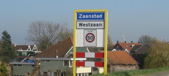 Westzaan is een dorp in de provincie Noord-Holland, in de regio Zaanstreek, gemeente Zaanstad. Het was een zelfstandige gemeente t/m 1973.