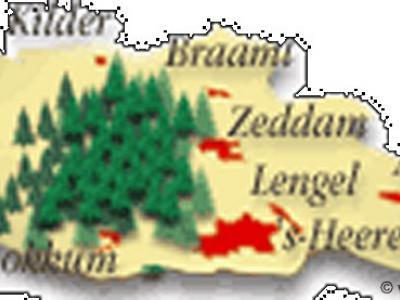 Het grondgebied van de voormalige gemeente Bergh (in 2005 opgegaan in de gemeente Montferland) ligt in 2 streken: W van het Bergherbos = Liemers, O van het Bergherbos = Achterhoek.