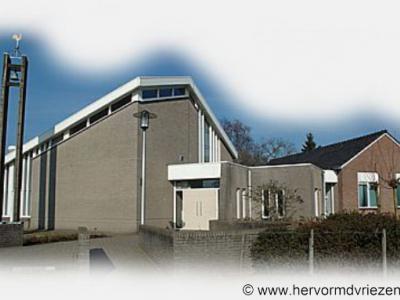 Aadorp, de huidige Aakerk dateert uit 1992.