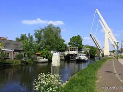 De Oude Rijn bij Barwoutswaarder