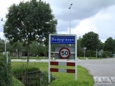 Bodegraven is een dorp in de provincie Zuid-Holland, in de streek Groene Hart, gemeente Bodegraven-Reeuwijk. Het was een zelfstandige gemeente t/m 2010. Het is de hoofdplaats van de gemeente.