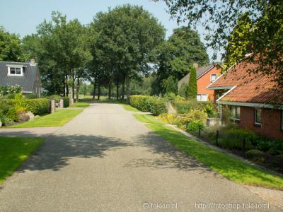 Boerlaan (buurtschap van Altena), buurtschapsgezicht