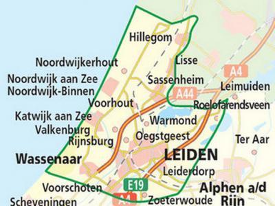 De Bollenstreek omvat in ieder geval de gemeenten Hillegom, Lisse, Katwijk, Noordwijk, Noordwijkerhout en Teylingen. Afhankelijk van de context worden soms de gemeenten Leiden, Leiderdorp, Oegstgeest, Voorschoten en Wassenaar er ook nog toe gerekend.