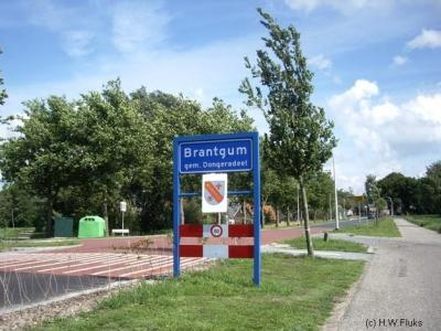 Brantgum is een dorp in de provincie Fryslân, gemeente Noardeast-Fryslân. T/m 1983 gemeente Westdongeradeel. In 1984 over naar gemeente Dongeradeel, in 2019 over naar gemeente Noardeast-Fryslân.