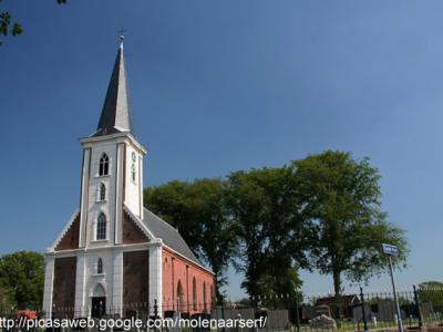Britsum, de fraaie, Hervormde (PKN) Johanneskerk
