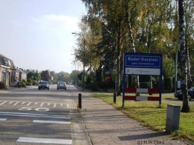 Budel-Dorplein is sinds juni 2011 een beschermd dorpsgezicht