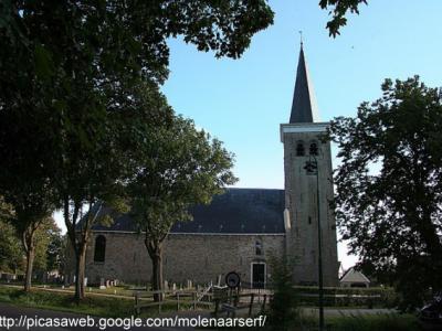 Burgwerd, kerk