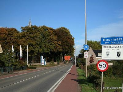 Buurmalsen is een dorp in de provincie Gelderland, in de streek Betuwe, in grotendeels gemeente West Betuwe (t/m 2018 gemeente Geldermalsen), en voor een klein deel gemeente Buren.