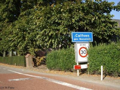 Calfven is een buurtschap in de provincie Noord-Brabant, in de regio West-Brabant, en daarbinnen in de streek Baronie en Markiezaat, gemeente Woensdrecht. T/m 1996 gemeente Ossendrecht.