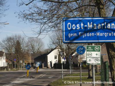 Oost-Maarland is een dorp in de provincie Limburg, in de streek Heuvelland, gemeente Eijsden-Margraten. T/m 2010 gemeente Eijsden.