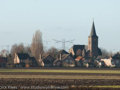 Moerstraten, dorpsgezicht