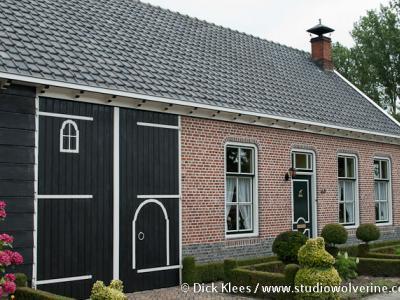 Ellewoutsdijk, gerestaureerde boerderij