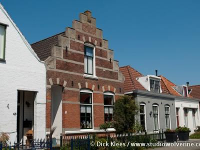 Oost-Souburg, trapgevelwoning