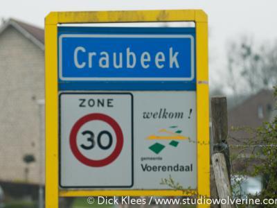 Craubeek is een buurtschap van Klimmen en viel t/m 1981 onder die gemeente. Sinds 1982 valt de buurtschap onder de gemeente Voerendaal.