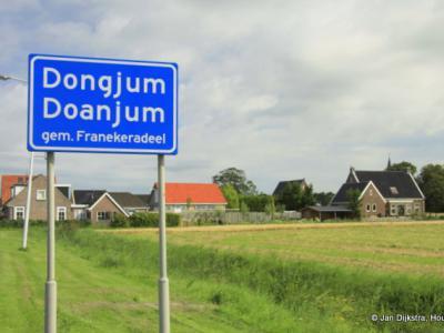 Dongjum is een dorp in de provincie Fryslân, gemeente Waadhoeke. T/m 2017 gemeente Franekeradeel.