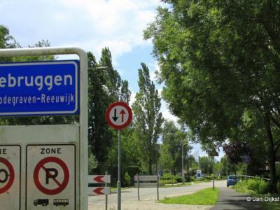 Driebruggen is een dorp in de provincie Zuid-Holland, in de streek Groene Hart, gemeente Bodegraven-Reeuwijk. Het was een zelfstandige gemeente van 1-2-1964 t/m 1988. Voorheen deels gemeente Lange Ruige Weide, deels gemeente Waarder.