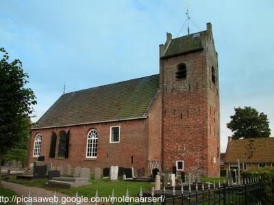Engwierum, kerk
