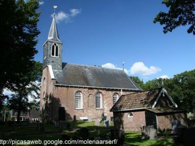Gytsjerk, kerk