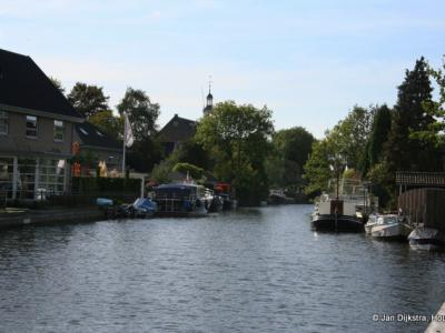Hardinxveld-Giessendam, aan het mooie riviertje de Giessen