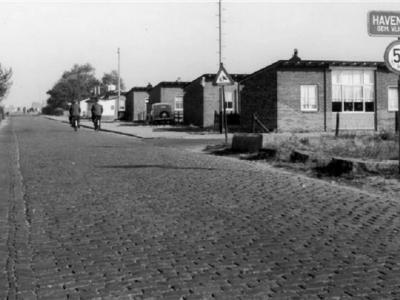 Havendorp, in de gem. Vlissingen, was als nooddorp van 1946 t/m 1963 een 'dorp in de stad'