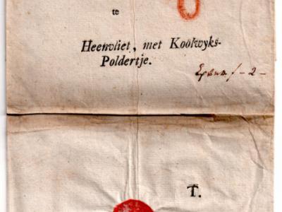 De gemeente Heenvliet werd, in ieder geval tot medio 19e eeuw, ook Heenvliet en Koolwijkspolder genoemd. Vóór de instelling van het instituut 'gemeente' waren er andere titels voor wat we nu B&W noemen, in dit geval 'Regeering'.