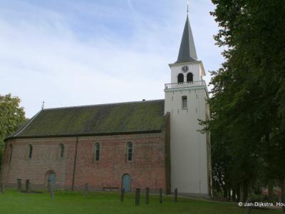 De Hervormde kerk van Hellum