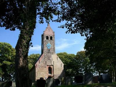 Hijum, kerk uit de 12e eeuw