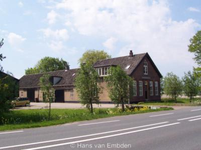 Woning in buurtschap Hogeveen