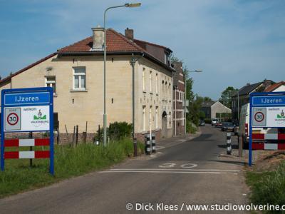 IJzeren is een buurtschap van het dorp Sibbe