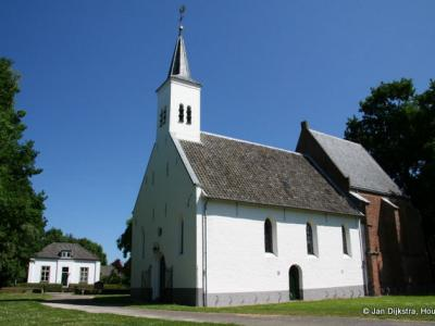 Het kerkje van Kapel-Avezaath