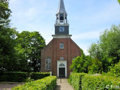 Klein Wetsinge, kerk