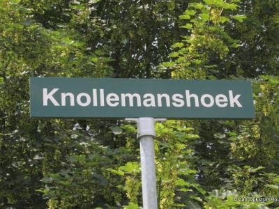 Knollemanshoek, een kleine buurtschap van de stad Montfoort