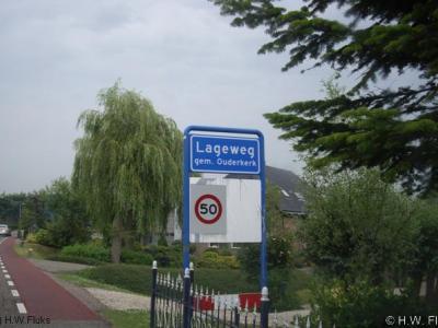 Lageweg is een dorp in de provincie Zuid-Holland, in de streek en gemeente Krimpenerwaard. T/m 1984 gemeente Ouderkerk aan den IJssel. In 1985 over naar gemeente Ouderkerk, in 2015 over naar gemeente Krimpenerwaard.