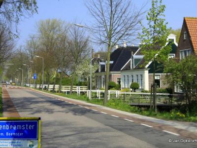 Middenbeemster, het oudste dorp van de Beemster