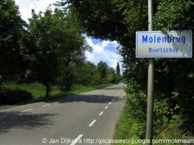 Molenbrug is een buurtschap in de provincie Zuid-Holland, in de streek Groene Hart, gemeente Bodegraven-Reeuwijk. T/m 2010 gemeente Bodegraven. Op initiatief van Wijkteam Centrum zijn begin 2011 plaatsnaambordjes 'Molenbrug / Buurtschap' geplaatst.