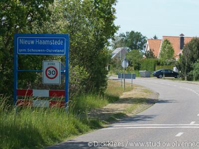 Nieuw-Haamstede is een buurtschap in de provincie Zeeland, op het schiereiland en in de gemeente Schouwen-Duiveland. T/m 1960 gemeente Haamstede. In 1961 over naar gemeente Westerschouwen, in 1997 over naar gemeente Schouwen-Duiveland.