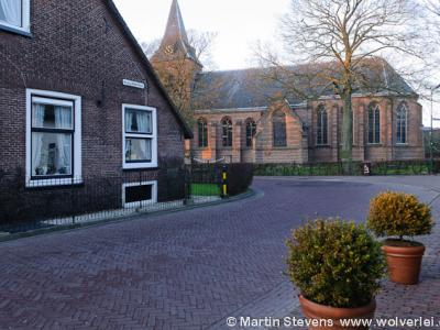 Nieuwer Ter Aa, Hervormde kerk