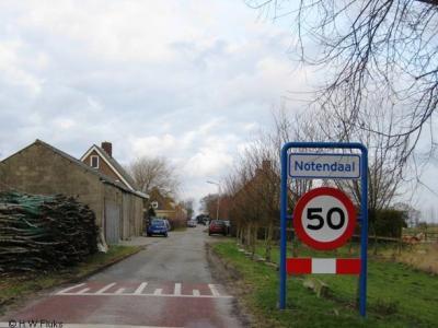 Notendaal is een buurtschap in de provincie Noord-Brabant, in de regio West-Brabant, en daarbinnen in de streek Baronie en Markiezaat, gemeente Steenbergen. De buurtschap valt deels onder het dorp De Heen, deels onder het dorp Nieuw-Vossemeer.