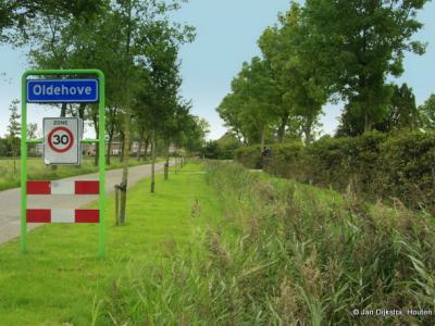 Oldehove is een dorp in de provincie Groningen, in de streken Westerkwartier en Middag-Humsterland, gemeente Westerkwartier. Het was een zelfstandige gemeente t/m 1989. In 1990 over naar gemeente Zuidhorn, in 2019 over naar gemeente Westerkwartier.