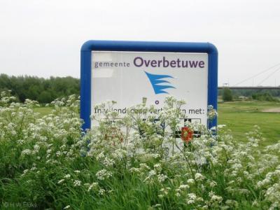De gemeente Overbetuwe is genoemd naar de regio Over-Betuwe waar het in ligt. Een regio die verder nog de gemeente Lingewaard en delen van de gemeenten Arnhem en Nijmegen omvat.