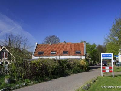 Rossum, dorp aan de Maas