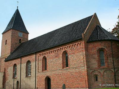 De Hervormde (PKN) kerk van Siddeburen is een zeer gave, deels romaanse, deels romanogotische middeleeuwse kerk.