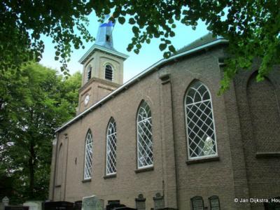 Het kerkje van Skingen, van zeer nabij
