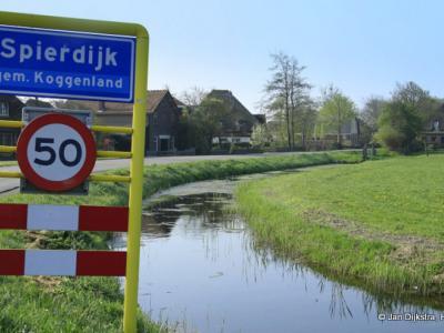 Spierdijk is een dorp in de provincie Noord-Holland, in de streek West-Friesland, gemeente Koggenland.