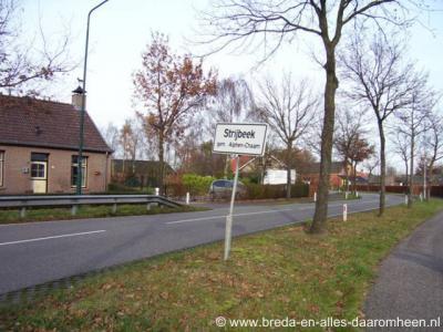 Strijbeek is een dorp in de provincie Noord-Brabant, in de regio West-Brabant, en daarbinnen in de streek Baronie en Markiezaat, gem. Alphen-Chaam. T/m 1941 gem. Ginneken en Bavel. In 1942 over naar gem. Nieuw-Ginneken, in 1997 over naar gem. Alphen-Chaam