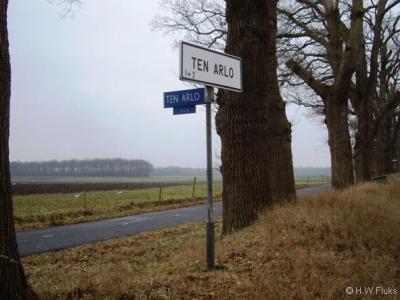 Ten Arlo is een 'beschermd dorpsgezicht'