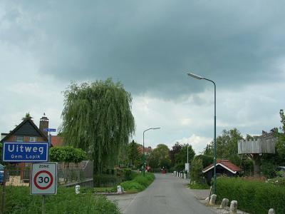 Uitweg is een buurtschap in de provincie Utrecht, in de streek Lopikerwaard, gemeente Lopik. T/m 1942 gemeente Jaarsveld.