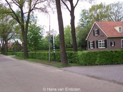 Vledderveen, dorpsgezicht
