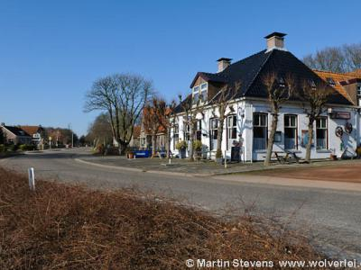 In buurtschap Bargebek is aan monumentale panden geen gebrek. Dit is er een van.